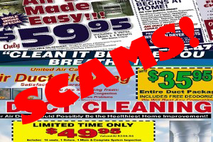 Miami Duct Cleaning Scams